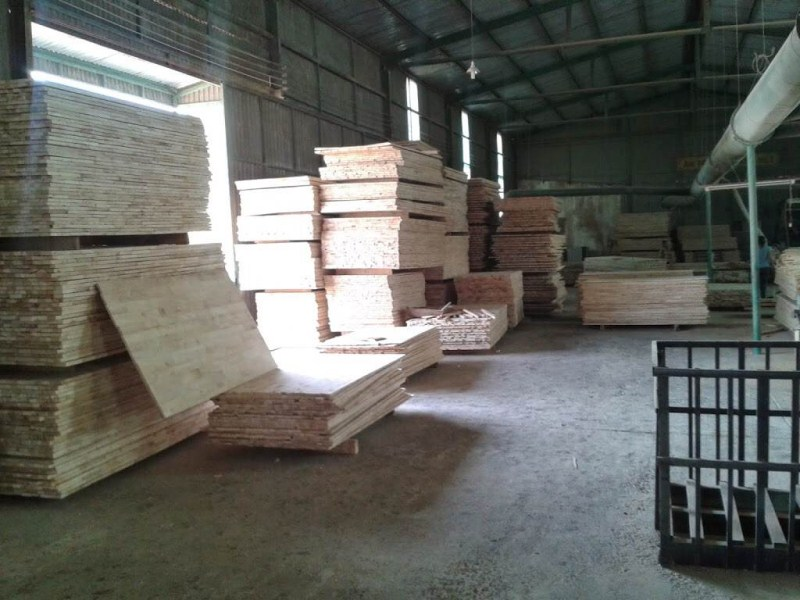 Ván ghép gỗ