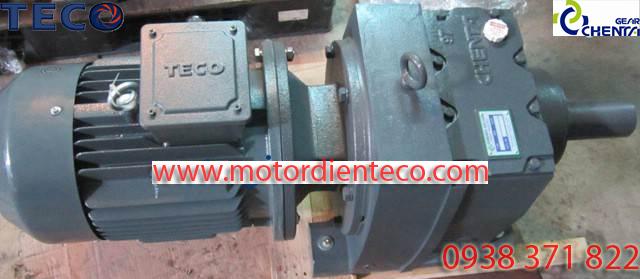 motor giảm tốc TECO-Chenta-380V
