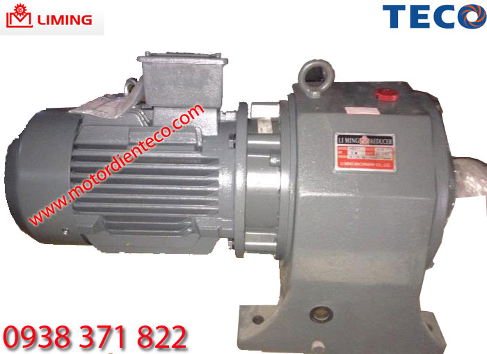 motor giảm tốc TECO-Liming