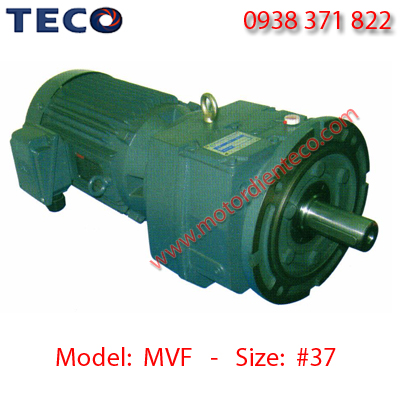 motor giảm tốc TECO-MatBich-380V