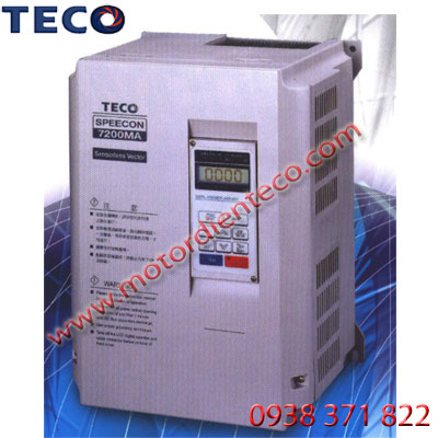 Biến tần teco-7200MA