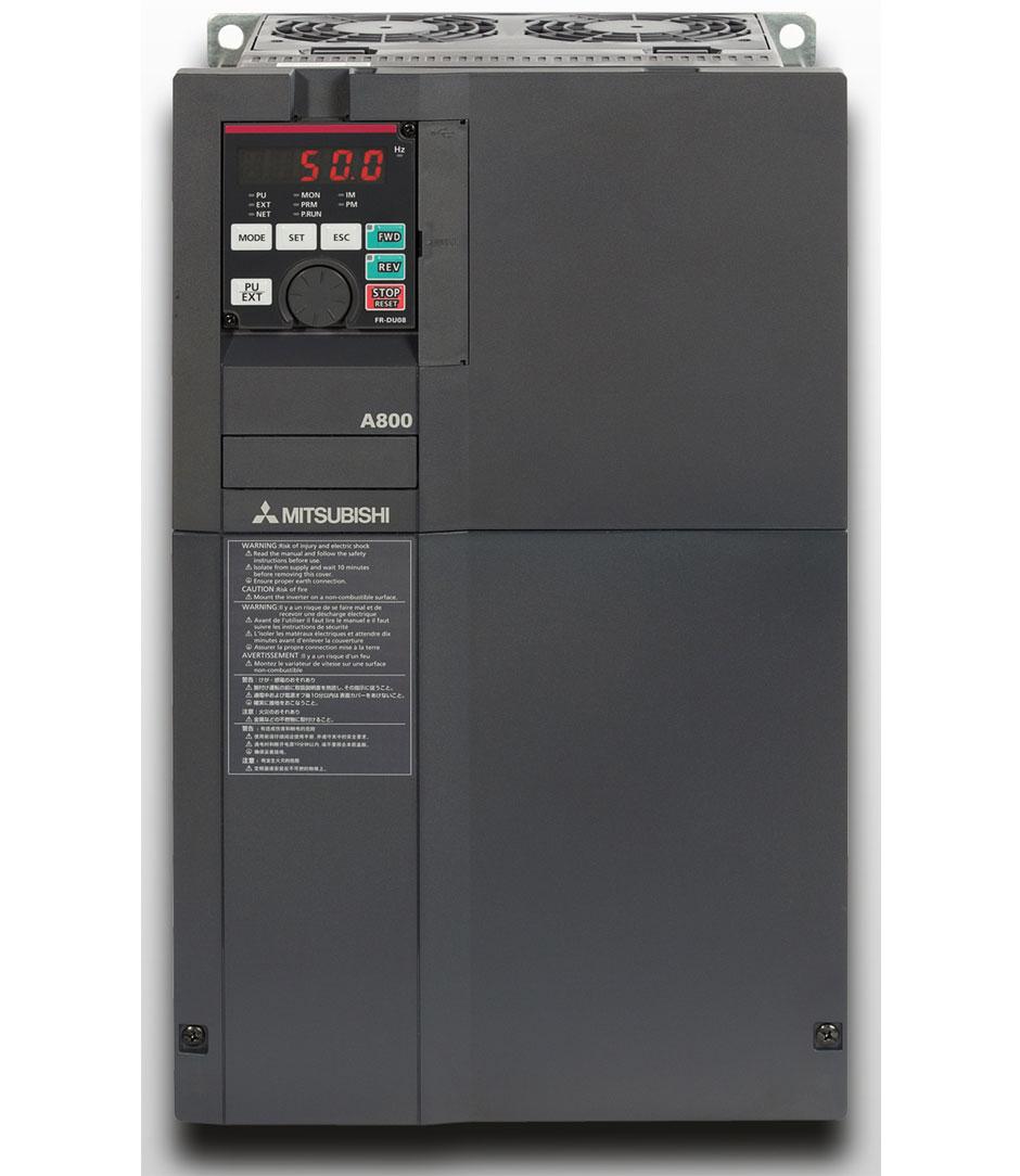 Biến tần FR- A800 series
