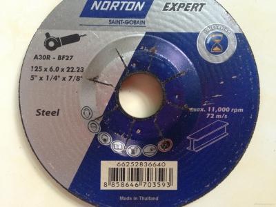 Đá mài 125 Norton