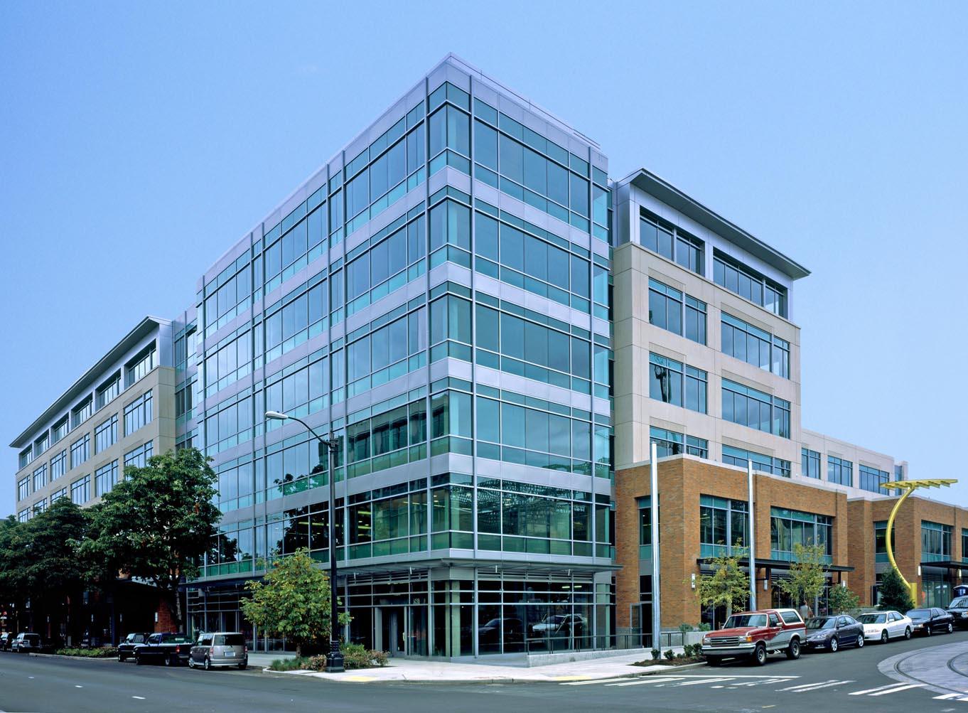Xây dựng trụ sở văn phòng công ty Đông Dương