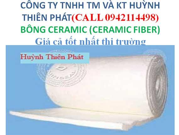 Bông Ceramic