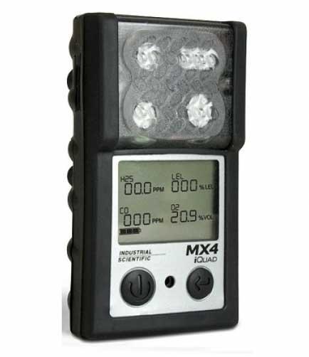Máy đo khí độc
