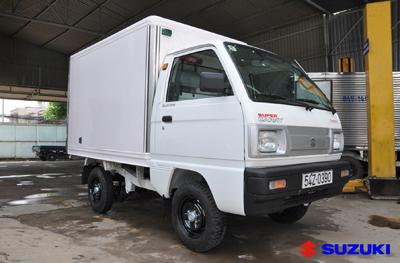 zuki Carry Truck - thùng kín