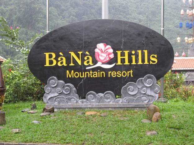 Tour Bà Nà Hill