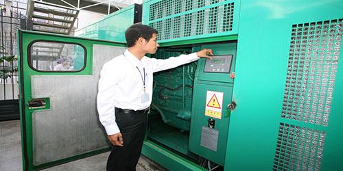Bảo trì máy phát điện