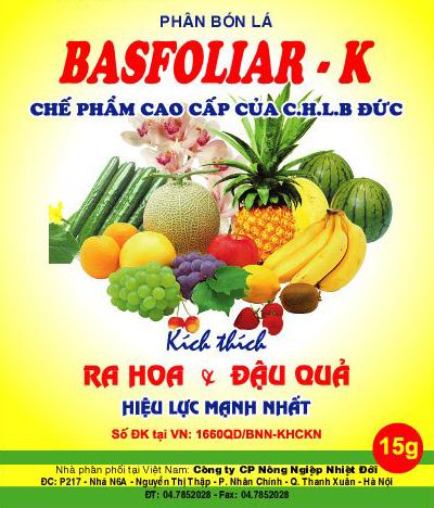 BASFOLIAR - K