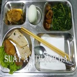 Suất ăn Thạch Bàn