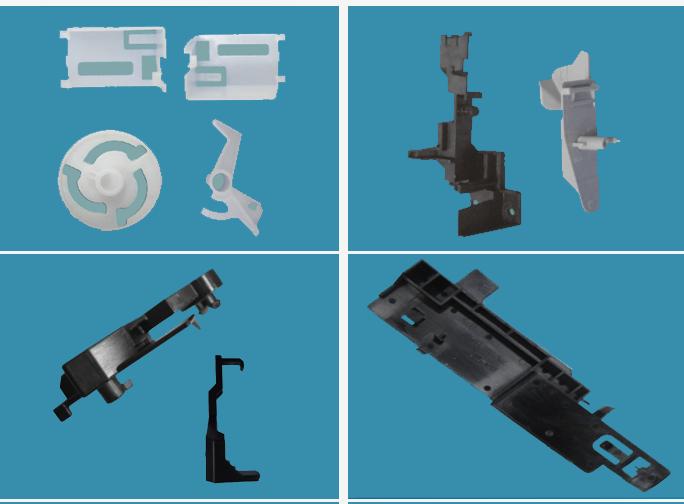 Linh kiện nhựa cho sản phẩm điện tử