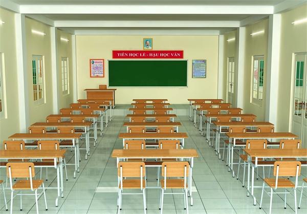 Thiết bị trường học