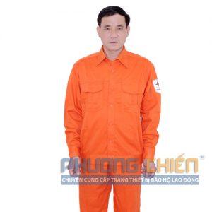 ĐPBH màu cam chất liệu kaki bangzin