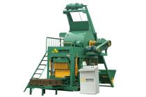 Máy sản xuất gạch QTJ4-18