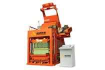 Máy sản xuất gạch QTJ5-20