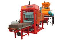 Máy sản xuất gạch QTY4-15