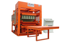 Máy sản xuất gạch QTY6-15