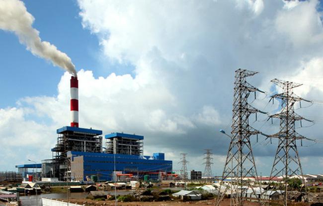 Xây dựng công trình nhiệt điện