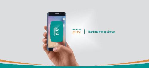 Thiết kế thương hiệu Viettel Pay