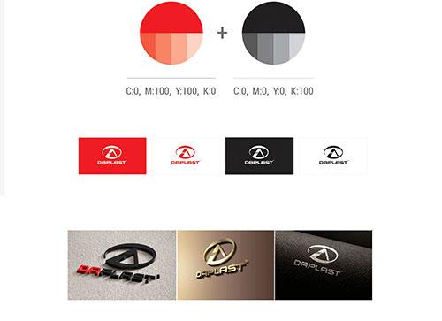 Thiết kế thương hiệu Đại Á