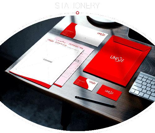 Thiết kế thương hiệu Unisu