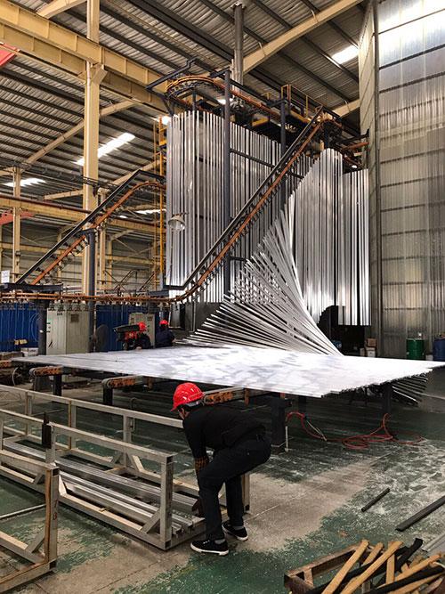 Nhà máy sản xuất nhôm PMA