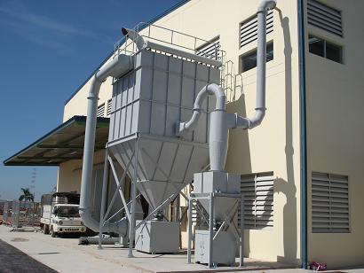 Hệ thống xử lý bụi, khí thải
