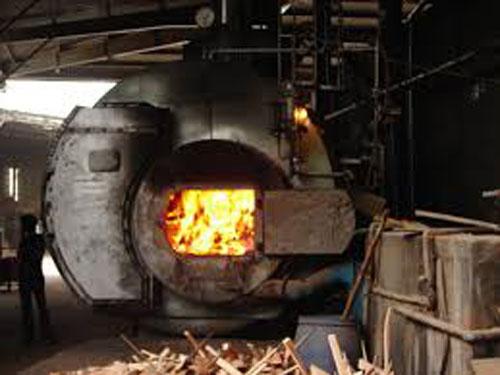 Củi đốt công nghiệp