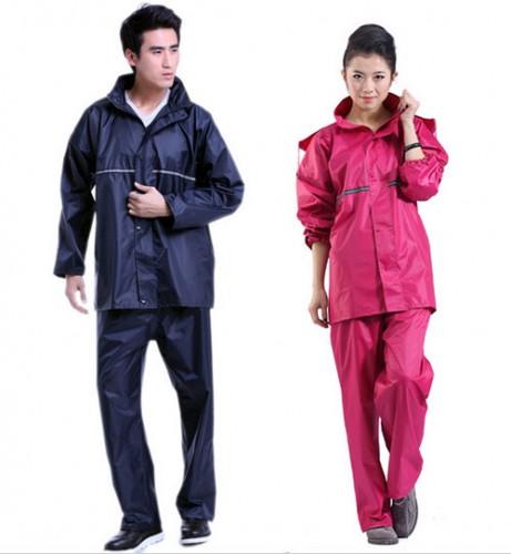 Quần áo mưa bộ