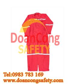 Đồng phục chống cháy