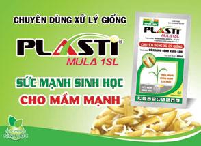 Plasti xử lý giống