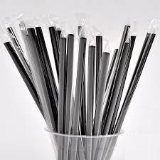 ống hút đen