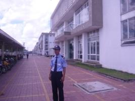 Bảo vệ cao ốc, văn phòng