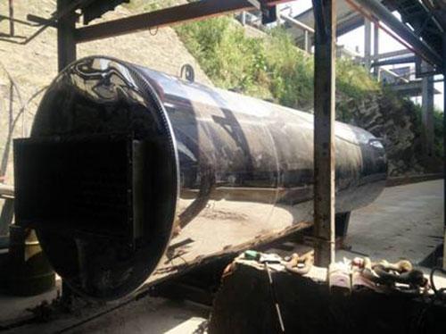 Lò thu nhiệt, công suất 4000kg/h