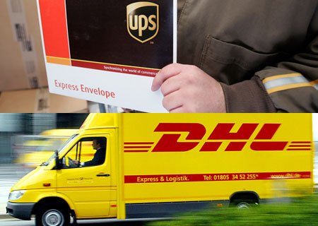 Dịch vụ chuyển phát nhanh DHL