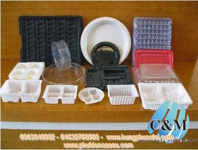 Gia công nhựa và cao su