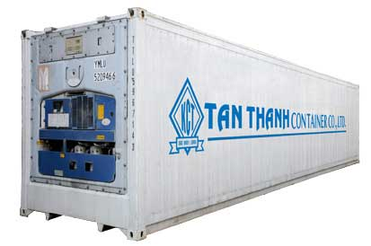 Container lạnh 40 feel
