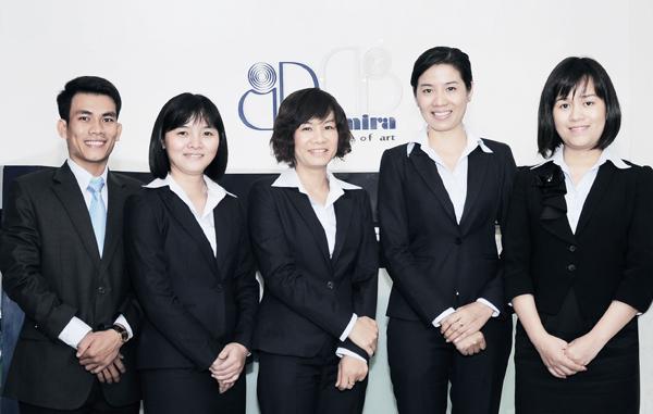 Đội ngũ lãnh đạo