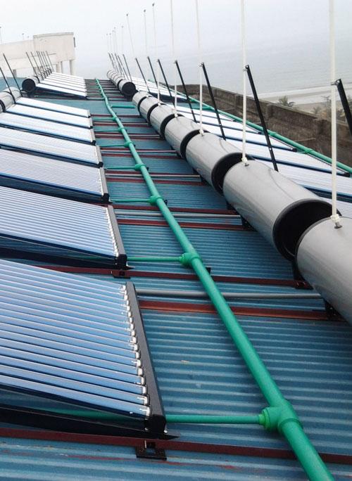 Hệ thống máy nước nóng công nghiệp