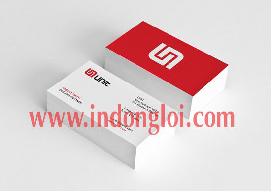 In ấn namecard