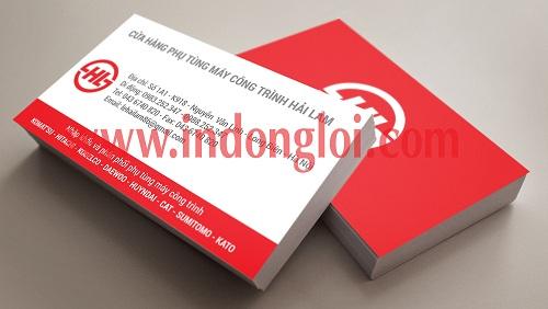 Name card Hải Lâm