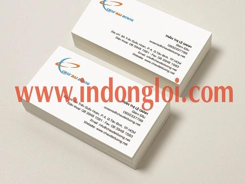 Name card Châu Đại Dương