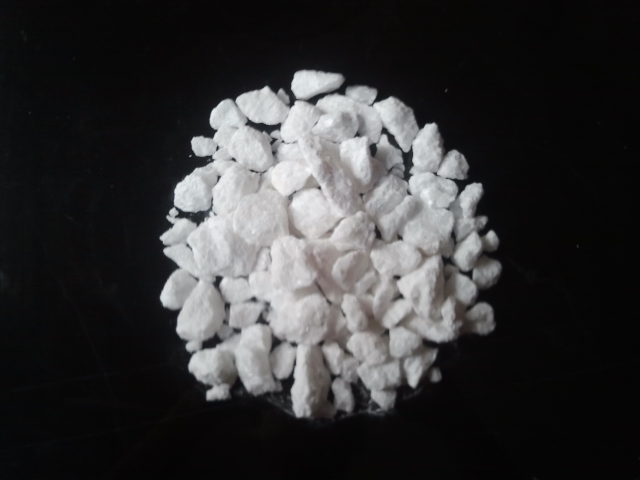 Calcium carbonate chips