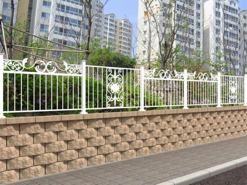 Xây hàng rào