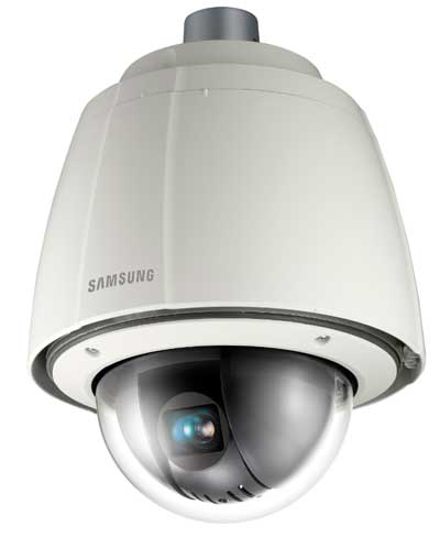 SAMSUNG IP CAMERA SNP 5200HP
