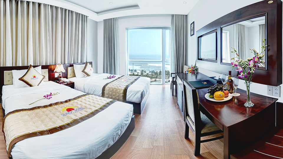 Phòng Deluxe Sea View