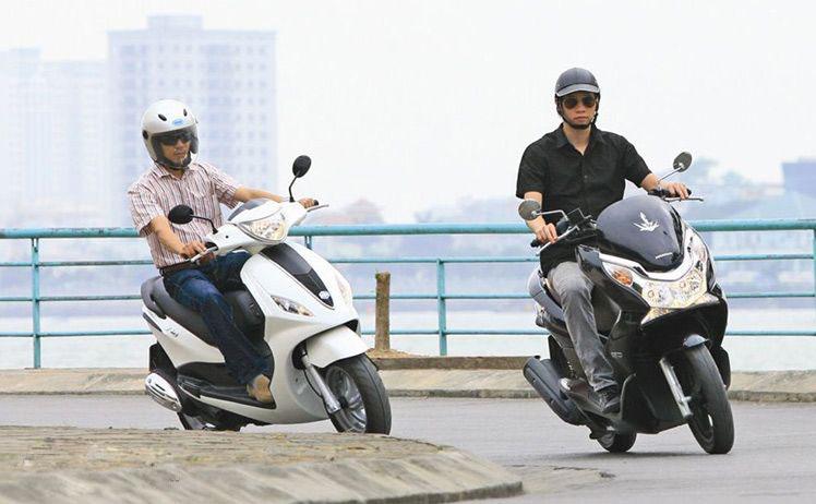Bảo hiểm người trên xe máy