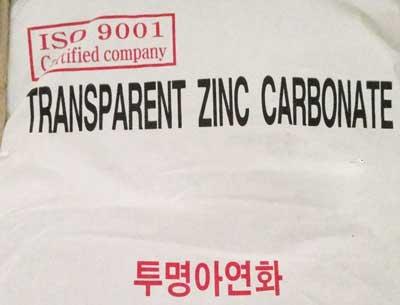 Zinc-Carbonate-ZnCO3 - Hóa chất ngành nhựa cao su
