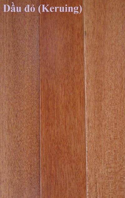 Sàn gỗ dâu đỏ